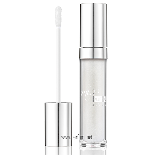 Pupa Miss Pupa Gloss Гланц за устни 101 Pearly Clear